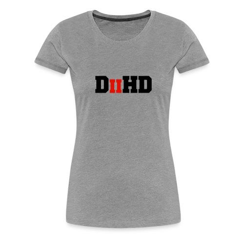 Tee Shirt DiiHD - T-shirt Premium Femme