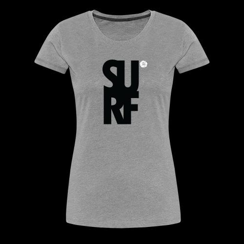 Surf shirt - T-shirt Premium Femme