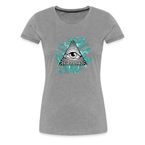 NortHD Logo - Women's Premium T-Shirt