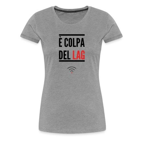 Cover 5/5s - Maglietta Premium da donna