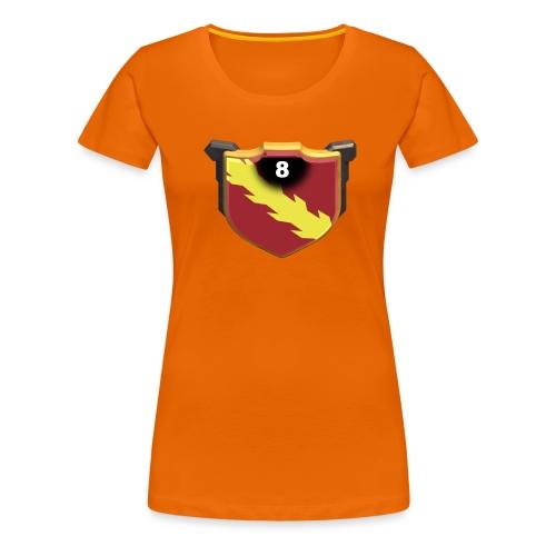 ESCUDO-01 - Camiseta premium mujer