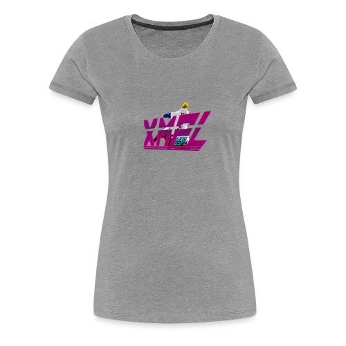 XMPL || LAST BSPL - Frauen Premium T-Shirt