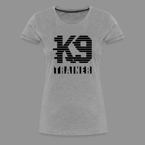 k9-trainer - Women's Premium T-Shirt