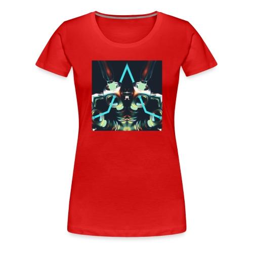 Energize Fields by RNZO - Vrouwen Premium T-shirt
