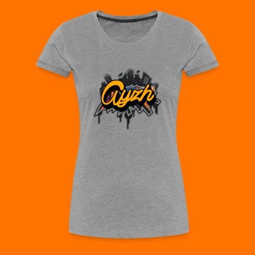 ImAyzh - Women's Premium T-Shirt