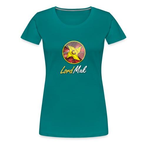 LordMuk shirt - Dame premium T-shirt