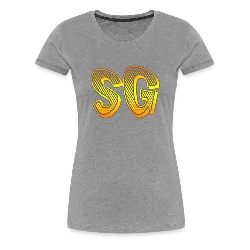 SG Bambino - Maglietta Premium da donna