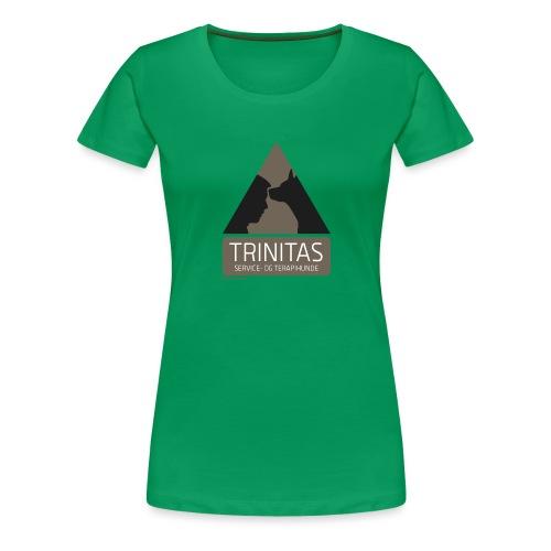 Trinitas Nøglesnor - Dame premium T-shirt
