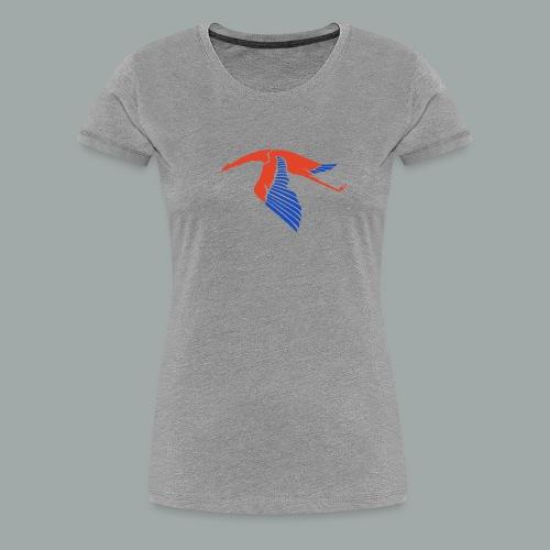 Les Cigognes, Guynemer - Women's Premium T-Shirt