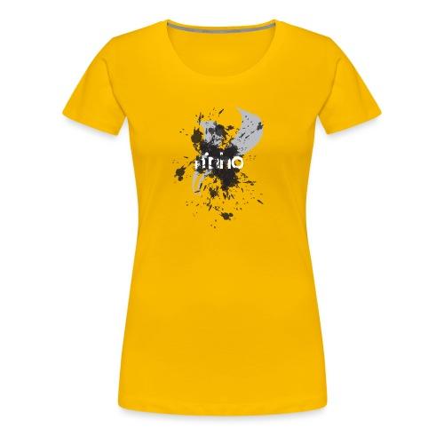 Ninho Flyng Sketch - Maglietta Premium da donna