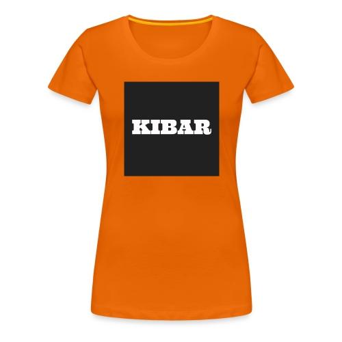 KIBAR - Dame premium T-shirt