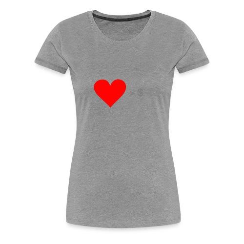 Social Business Shirt - Frauen Premium T-Shirt