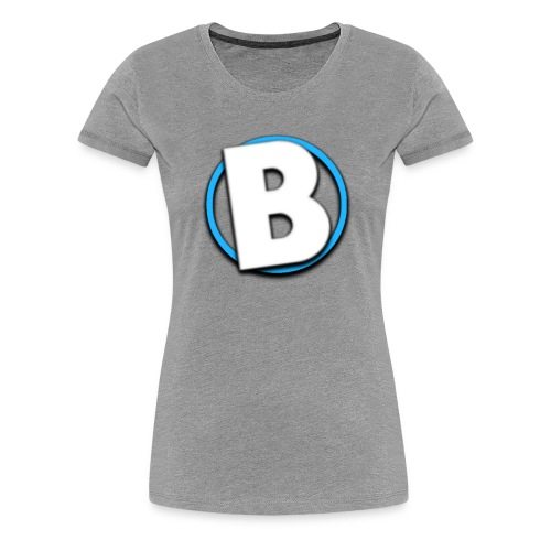 Bumble Logo - Women's Premium T-Shirt