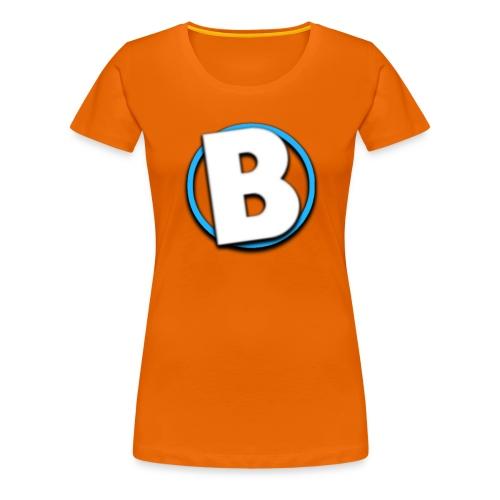 Bumble Logo - Women's Premium T-Shirt