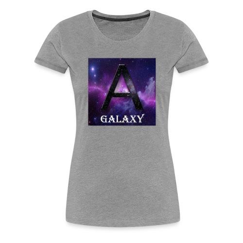 AwL Galaxy Products - Women's Premium T-Shirt