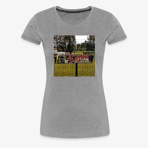 Footbal Match Squadre Calcio - Maglietta Premium da donna