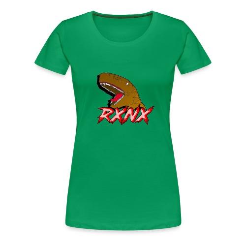 T-SHIRTEX - Maglietta Premium da donna