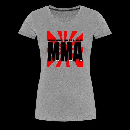 mma 06 - T-shirt Premium Femme