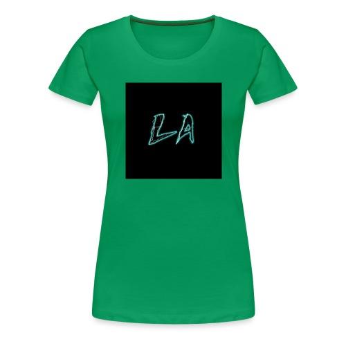 LA 2.P - Women's Premium T-Shirt