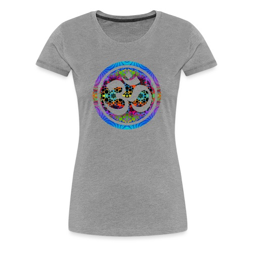 Aum Ohm Om - Frauen Premium T-Shirt