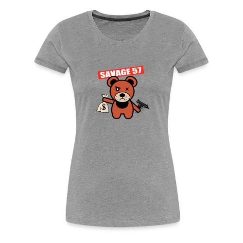 Savage 57 - T-shirt Premium Femme
