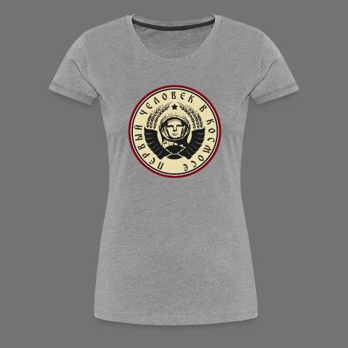 Kosmonauta 4c - Koszulka damska Premium
