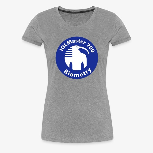 2018-08-07_IBIS-Logo-eps - Frauen Premium T-Shirt