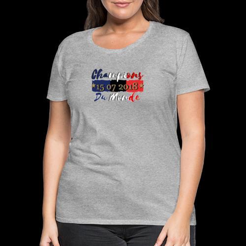 france france france - T-shirt Premium Femme