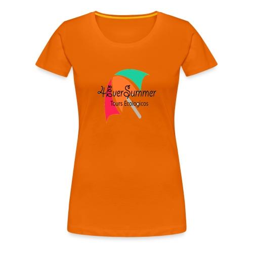 $ever ecologist - Camiseta premium mujer