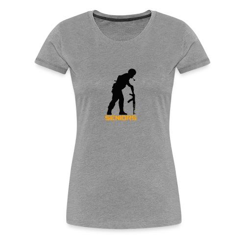 EsportØrumSenior - Dame premium T-shirt