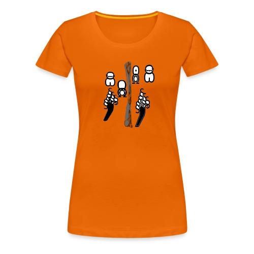 Ohn and nhog s - Camiseta premium mujer