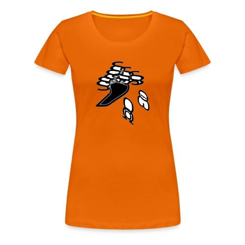 ohn and nhog - Camiseta premium mujer