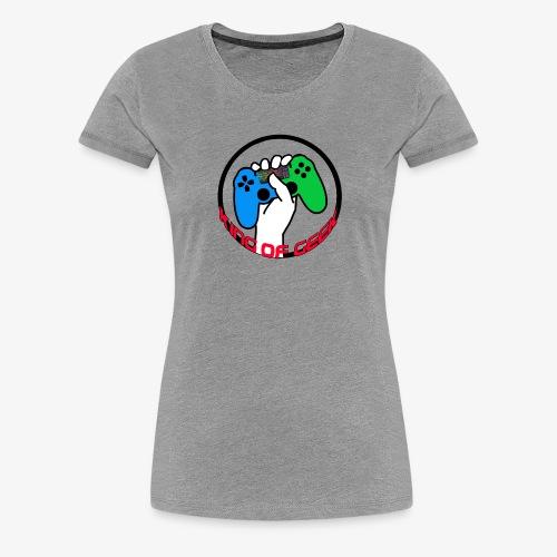 King 0f Geek - T-shirt Premium Femme
