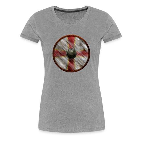 Viking Shield - Women's Premium T-Shirt