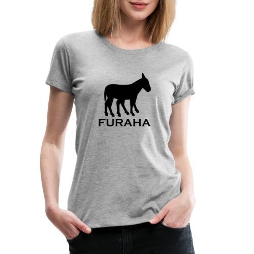 Furaha - Frauen Premium T-Shirt