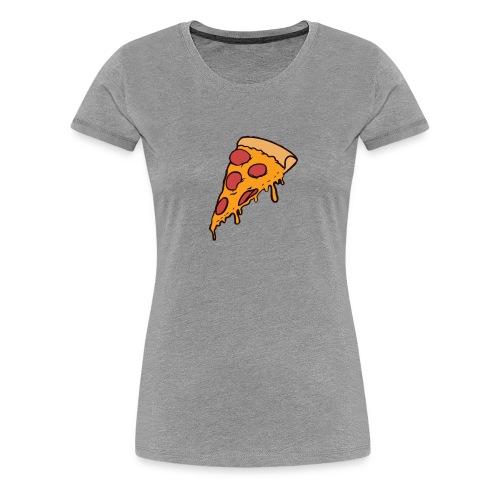 Pizza - Camiseta premium mujer