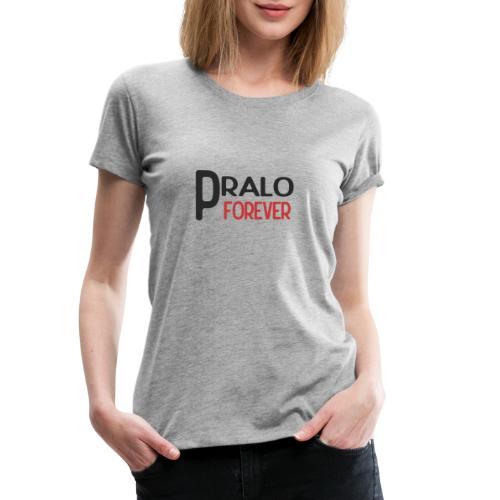 pralo forever noir et rouge - T-shirt Premium Femme