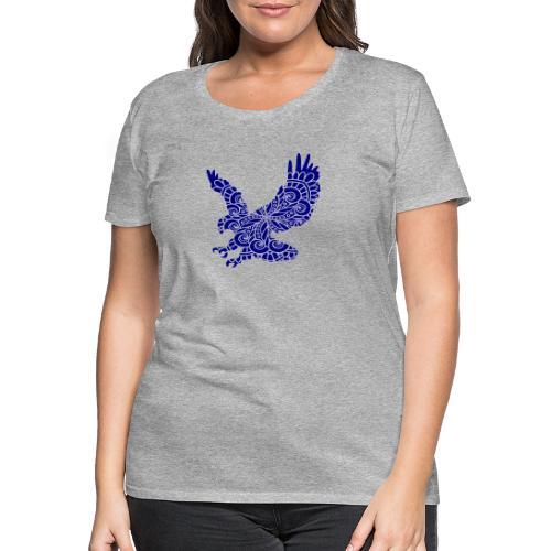MANDALADLER - Frauen Premium T-Shirt
