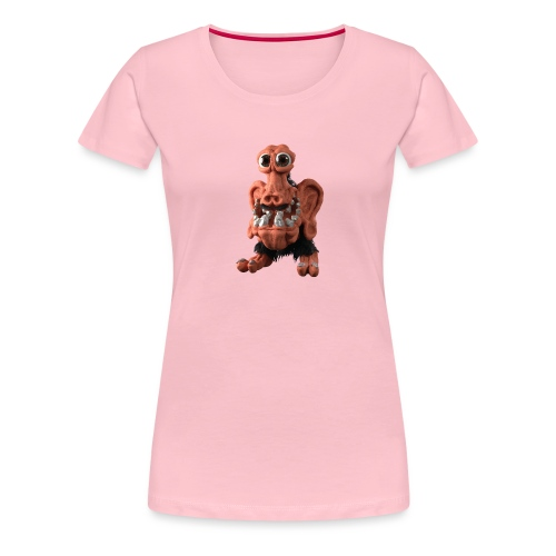 Very positive monster - Women's Premium T-Shirt