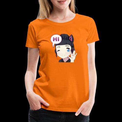 Honey Hi - Frauen Premium T-Shirt