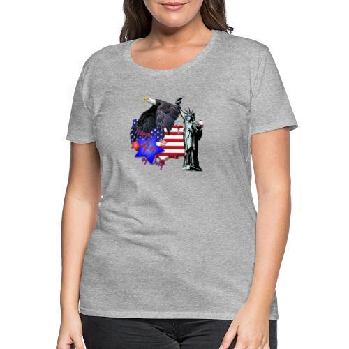 Independence Day - Frauen Premium T-Shirt