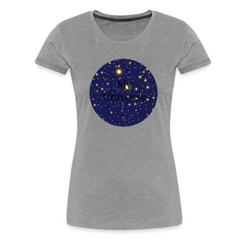 EtoilesMyUniverse - T-shirt Premium Femme
