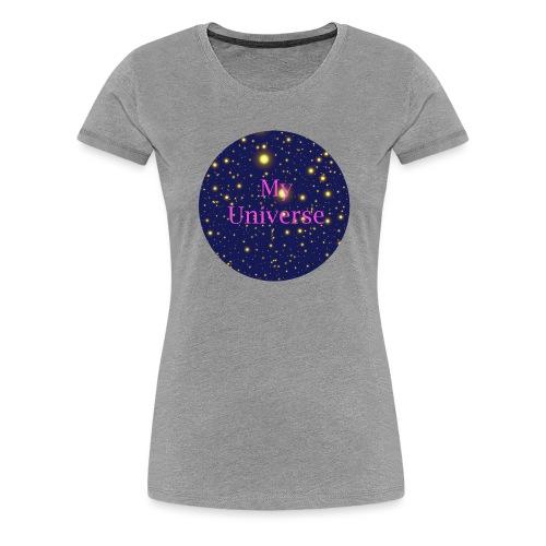 EtoilesMyUniversepink - T-shirt Premium Femme