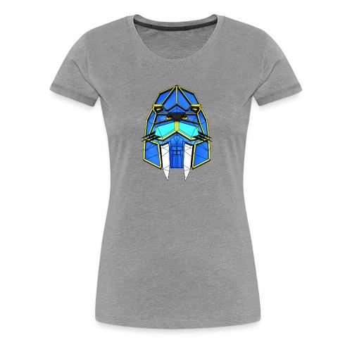 LeonMarinoFu - Camiseta premium mujer