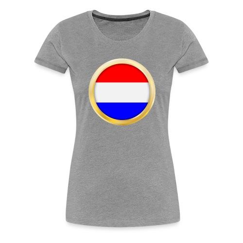 Netherlands - Frauen Premium T-Shirt