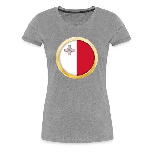 Malta - Frauen Premium T-Shirt