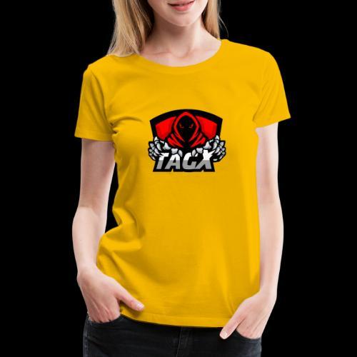 TagX Logo - Naisten premium t-paita