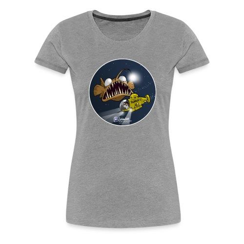 Tiefsee - Frauen Premium T-Shirt