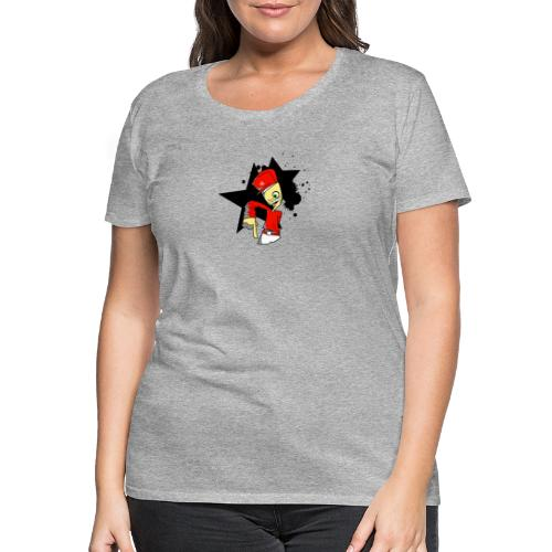 rap - T-shirt Premium Femme