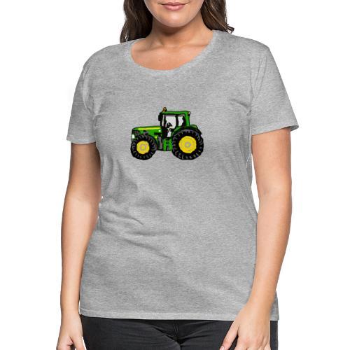 Trecker - Frauen Premium T-Shirt